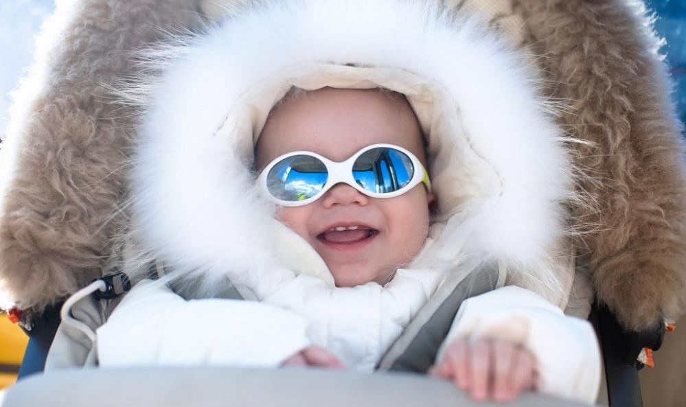 از کودکي عينک آفتابي استفاده کنيد